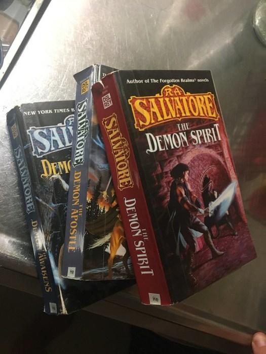 The DemonWars Saga
