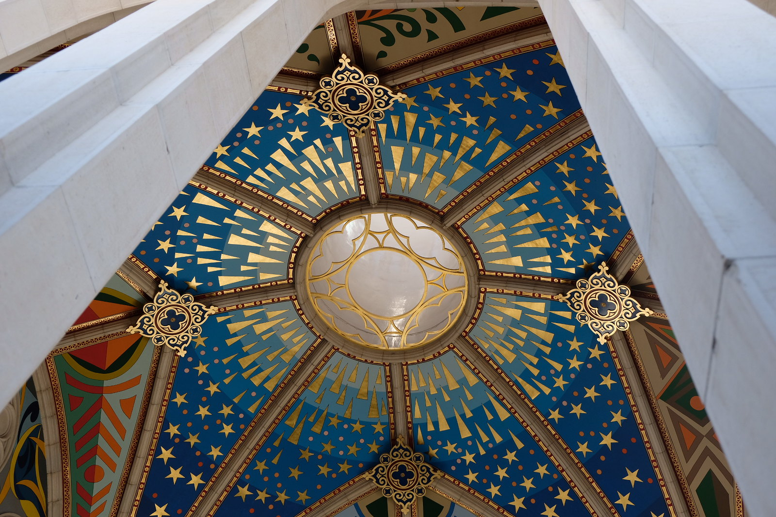 The Dome of the Cathedral of Alemundo