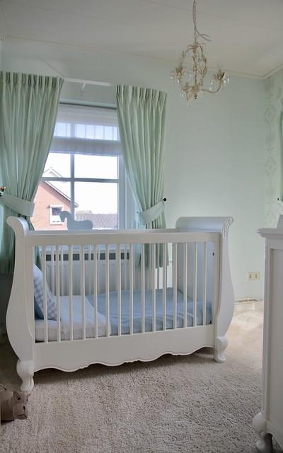Babykamer mintgroen