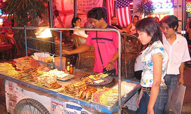 Walking St Pattaya
