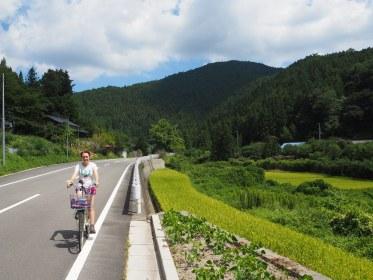 Cycling to Gunkaniwa