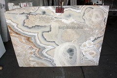 Silver Onyx 2cm  slabs for countertops