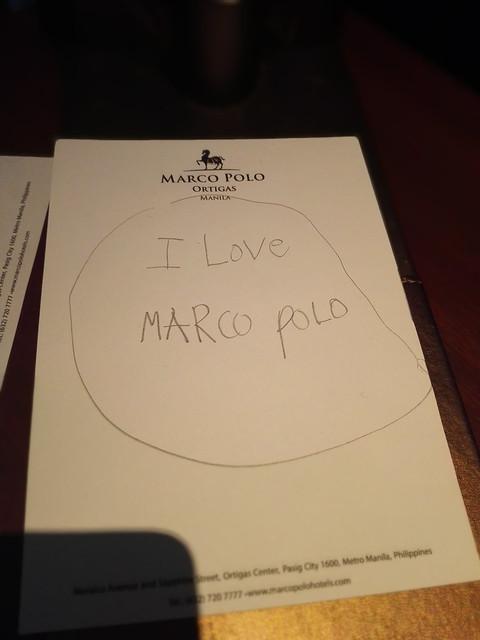 Marco Polo Ortigas Manila staycation