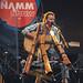 Trevor Green, NAMM Show, CA