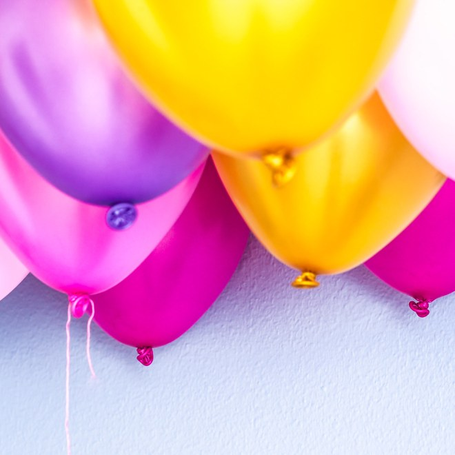 47 of 365: Festive Spheres