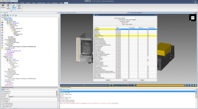 Mô phỏng gia công CNC với vericut 8.0 64bit full