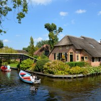 Travel: Holland - Giethoorn