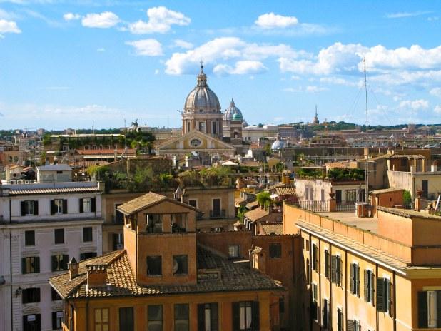 Barrios de Roma