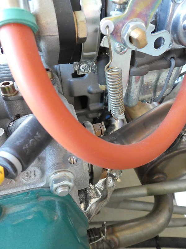 New carb spring