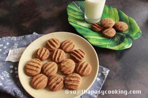 Jackfruit flour Cookies5