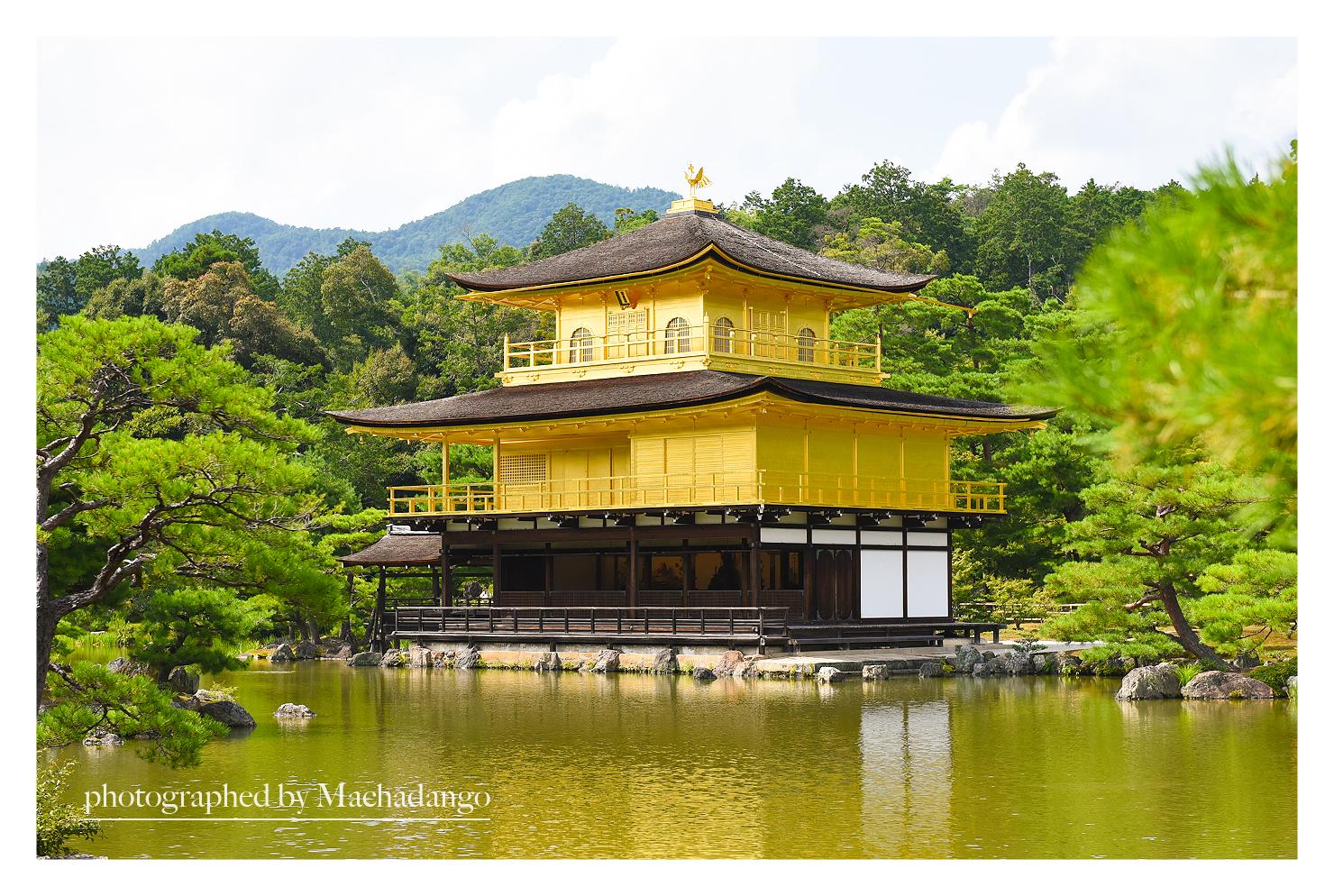 【玩樂京都】大阪出發京都巴士一日遊 – 抹茶糰子 Machadango