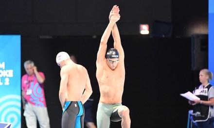 Mondiali di Nuoto Junior Indianapolis 2017 Martinenghi vs Andrew