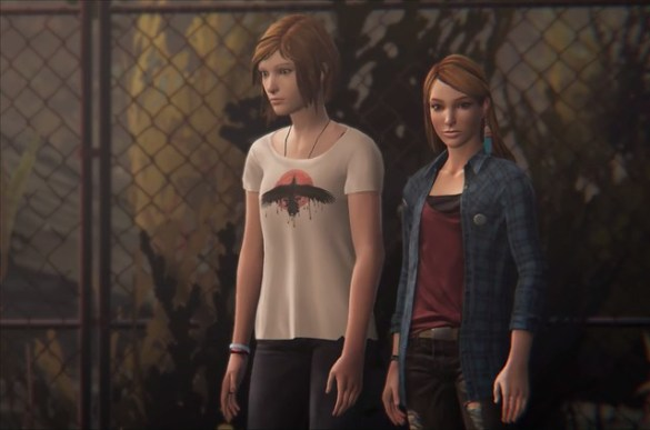 Life is Strange Before the Storm - Rachel and Chloe