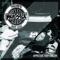 Brassick - Appreciate Your Concern EP cover art