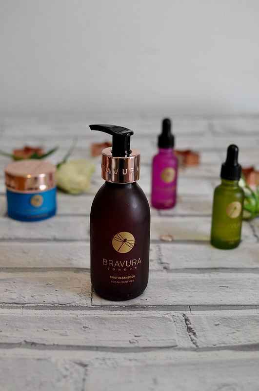 Bravura London First Cleanse Oil Cruelty Free Review