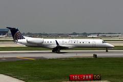 EMB-145 N34110