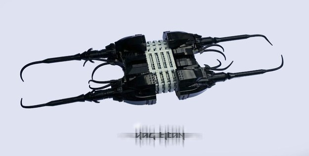 SHIPtember Hag Titan complete