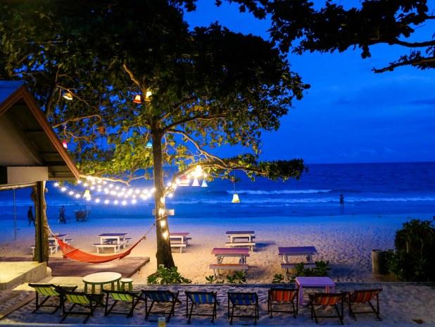 Playa en Koh Samet