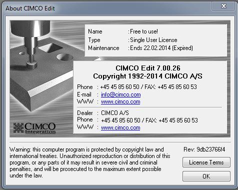Phần mềm CimcoEdit 7 full crack