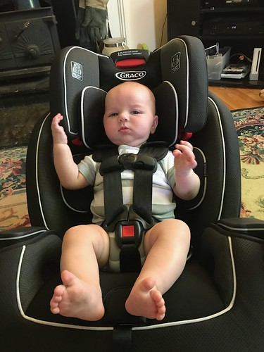 Graco Milestone convertible car seat