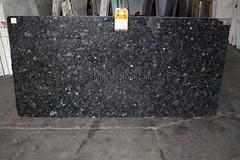 Volga Blue Granite slabs for countertop A