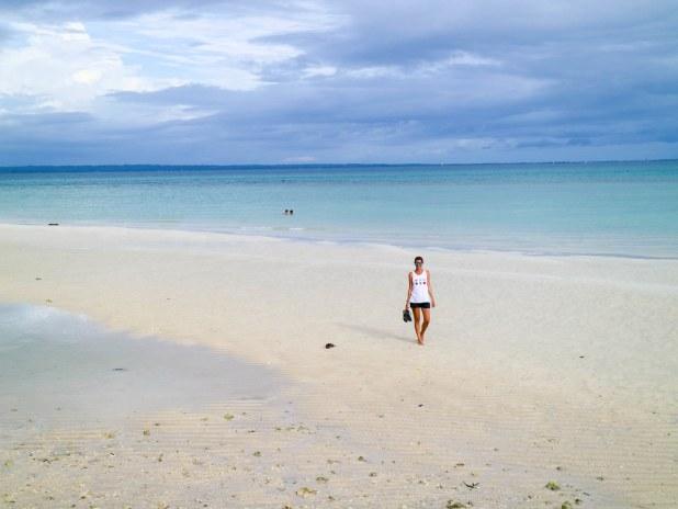 Playas en Bantayan