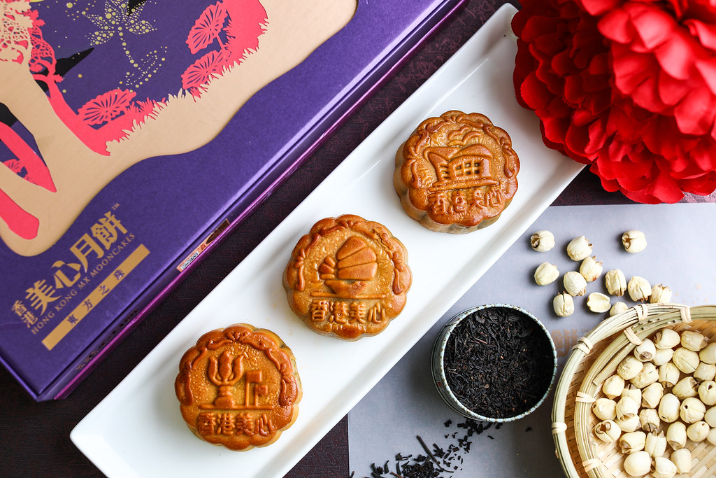 Hong Kong Mei-Xin Mooncakes – One of the Best Lava Mooncakes EVER - Miss Tam Chiak