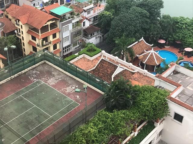 Tennis - Sheraton Hanoï