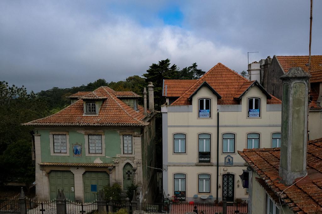Beautiful Buildings in Sintra