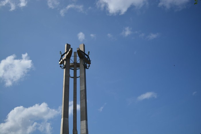 Monument à la mémoire des ouvriers morts en 1970