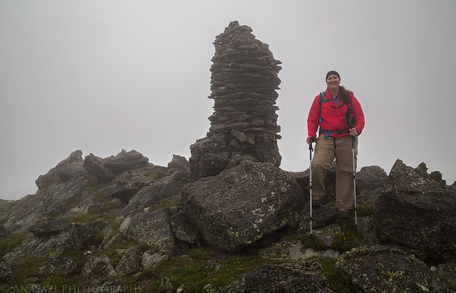 Cairn In The Clouds
