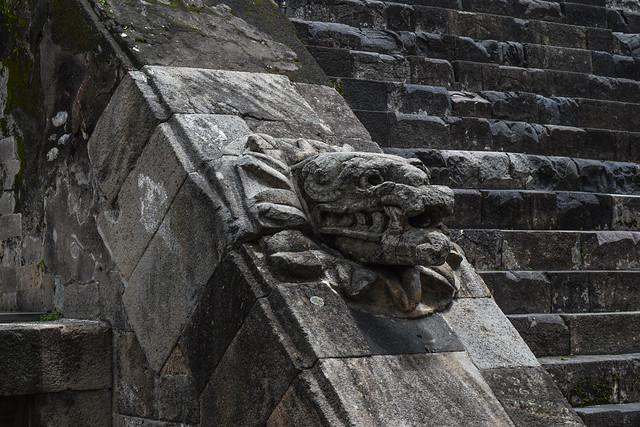 Feathered Serpent Detail