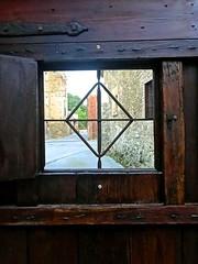 our front door in ullastret