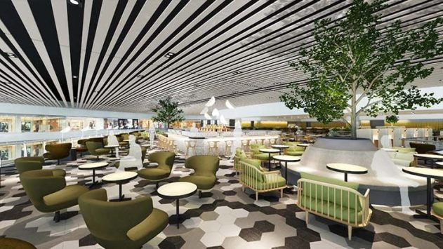 Image result for blossom lounge terminal 4