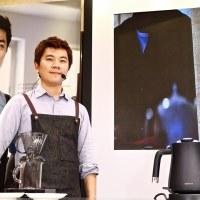 BALMUDA「The Pot」讓你天天都想使用的手沖壺!世界咖啡冠軍吳則霖教學示範,如何使用聰明濾杯兩段式萃取。