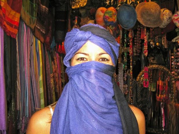Compras en Marrakech