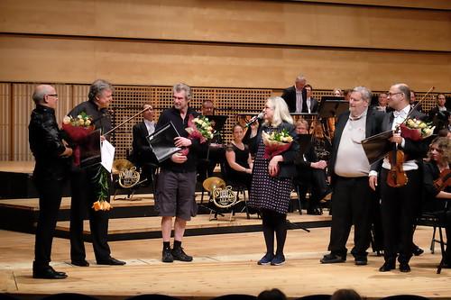 Allanpriset 2017 till The Allan Pettersson Project