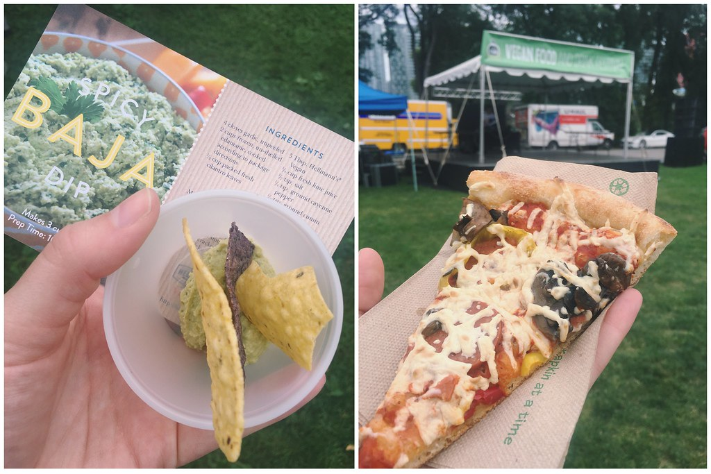 Yumminess at the Vegan Festival | prettynaive