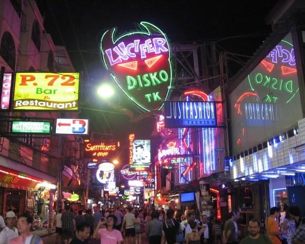 Walking St Pattaya is wild & sexy