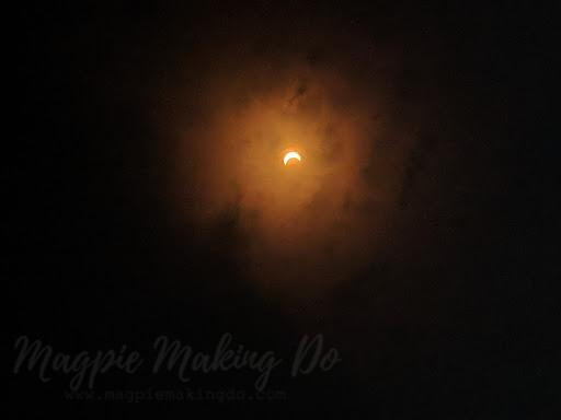 Eclipse shot