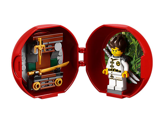 Kai's Dojo Pod - free gift at shop@home