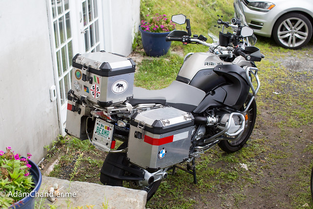 BMW / Touratech Panniers Luggage for R1200 GS ADventure
