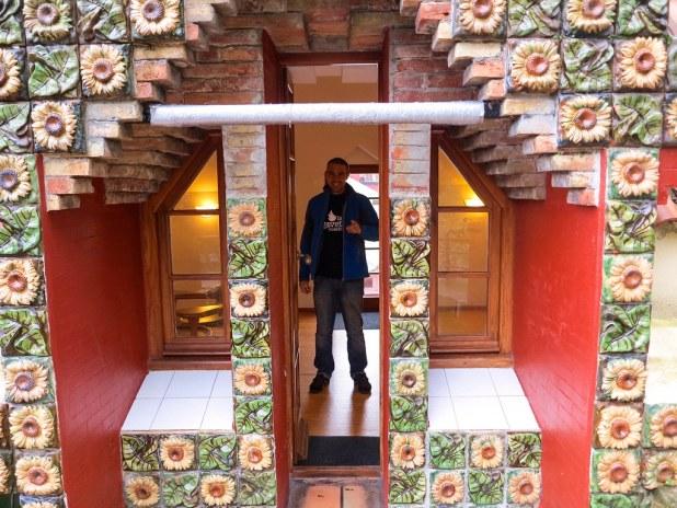 Capricho de Gaudí en Cantabria