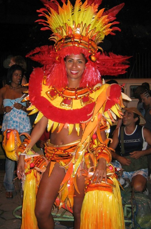 Rio di Janeiro Carnival worlds sexiest show