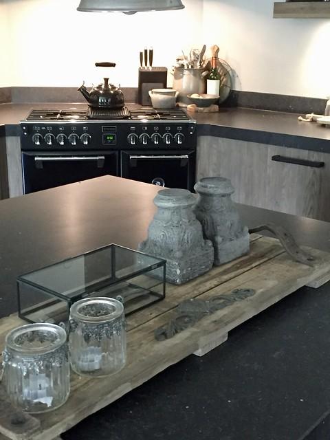 Plank eetkamer tafel