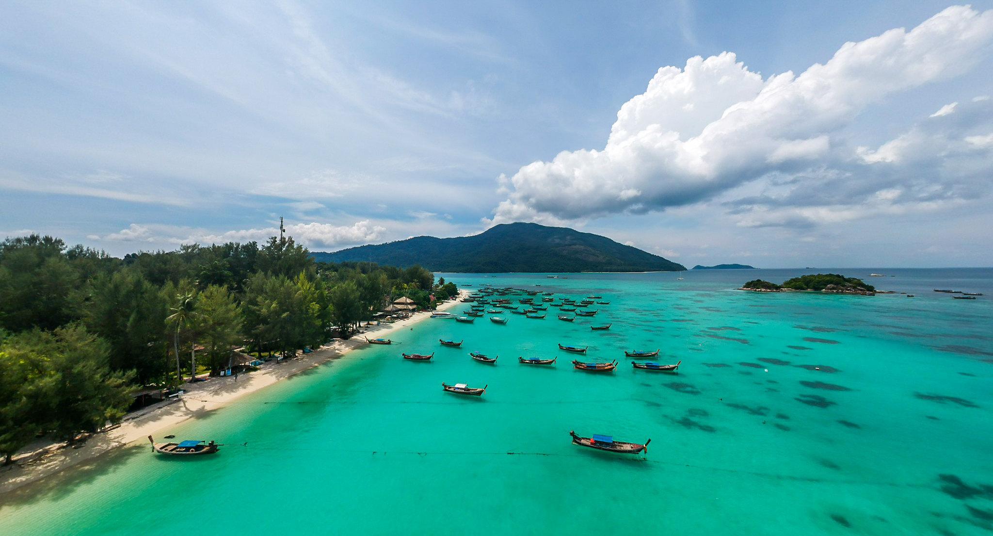 Koh Lipe, Koh Lipe beach