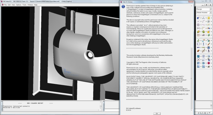 Làm việc với Phần mềm siemens NX I-DEAS 6.3 full