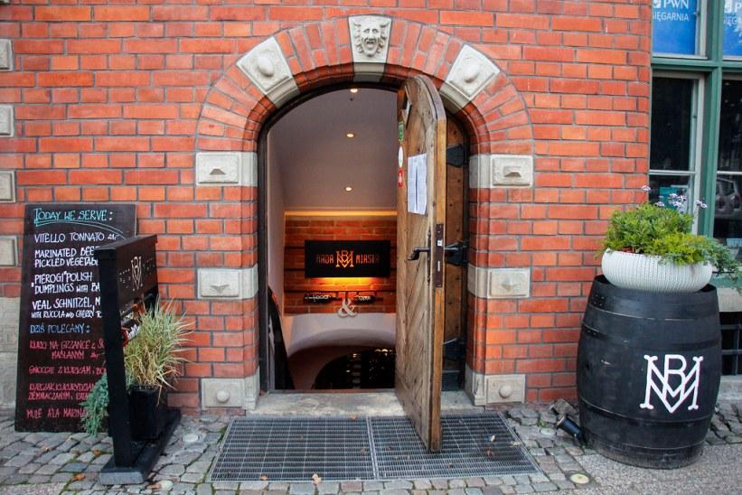 gode restauranter i Gdansk, Polen