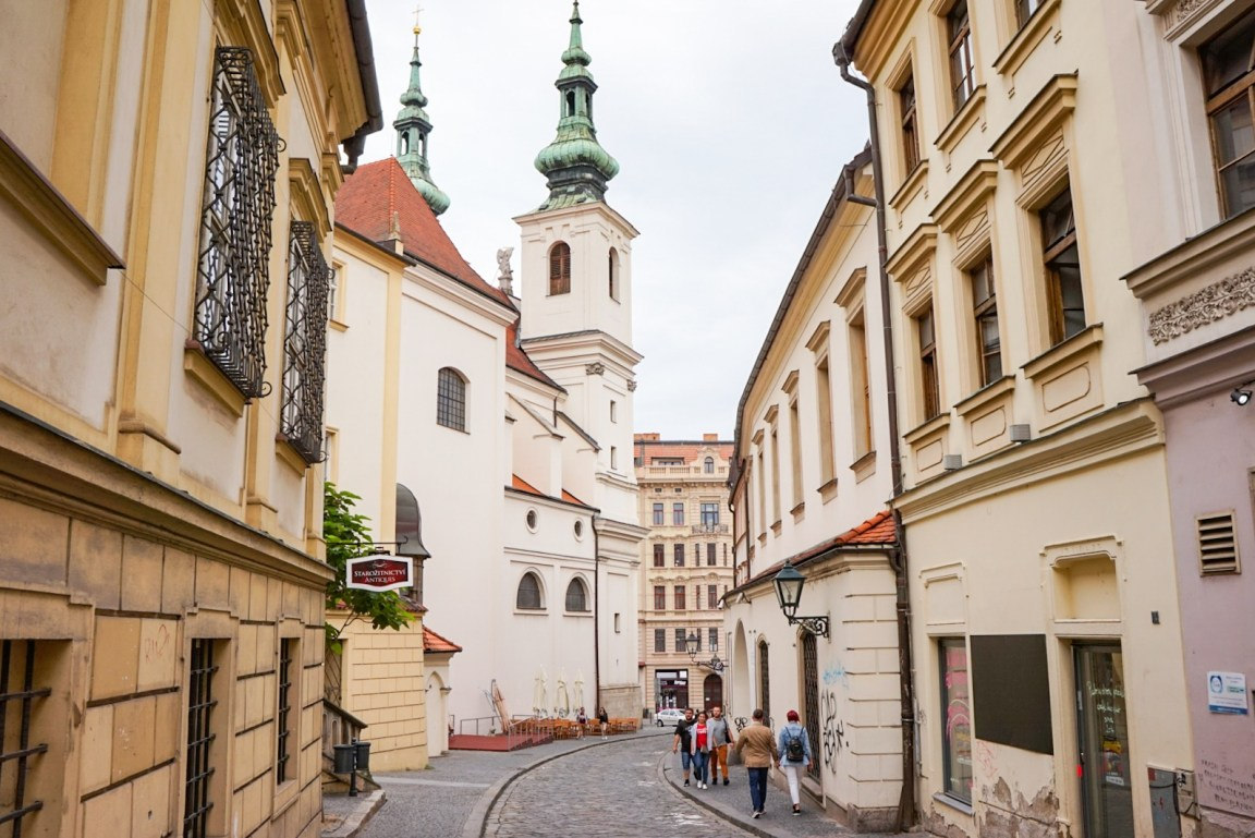 Brno, Tsekki