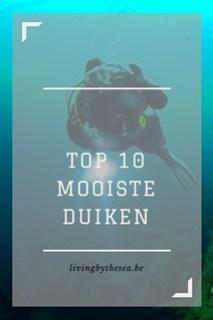 TOP 10 mooiste duiken
